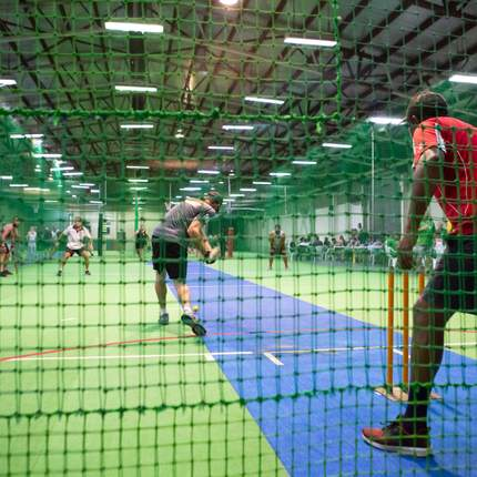 About Top End Indoor Sports Centre
